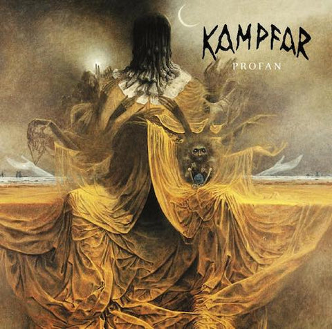 KAMPFAR - Profan (Digipack With Patch)