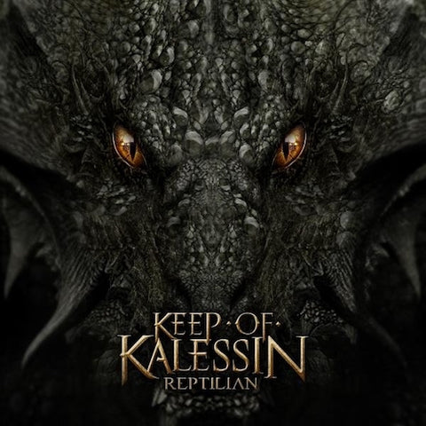 KEEP OF KALESSIN - Reptilian (CD+DVD)