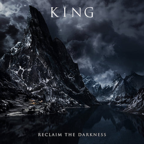 KING - Reclaim The Darkness (LP Blue)