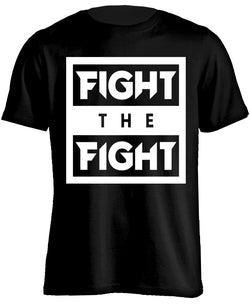 FIGHT THE FIGHT - Logo (T-Shirt)