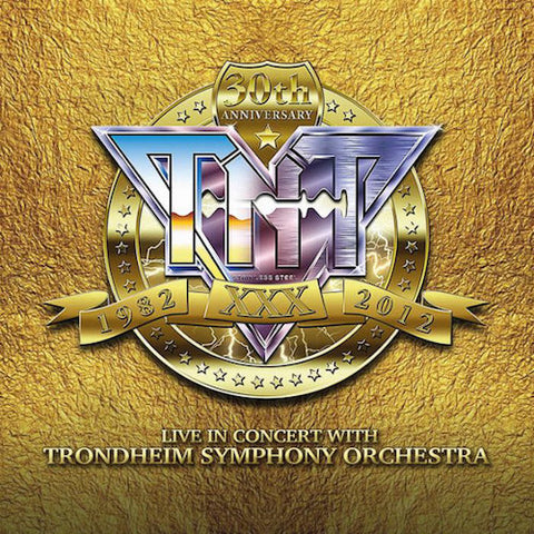 TNT - 30th Anniversary 1982-2012 Live In Concert (2LP)