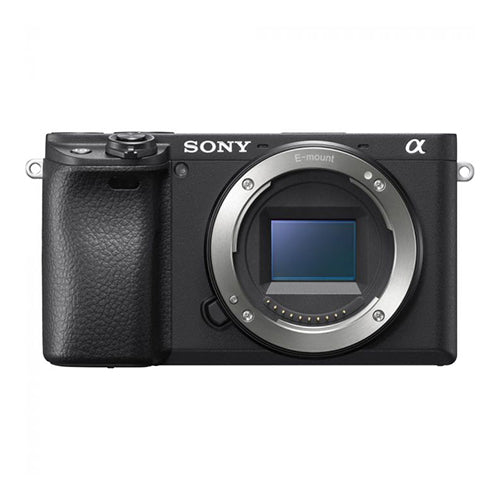 Sony Alpha a6400 Mirrorless Digital Camera (Body Only) (With 10% Sony Cash Back)