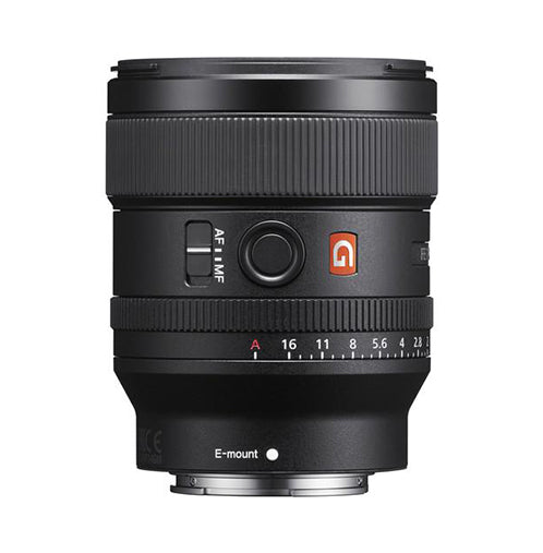 Sony FE 24mm f/1.4 GM Lens (With 15% Sony Cash Back)