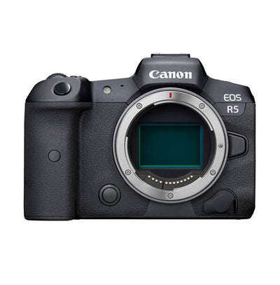 Canon EOS R5 Mirrorless Camera Body