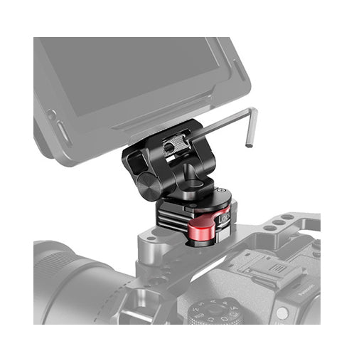 SmallRig Swivel and Tilt Monitor Mount with NATO Clamp Mount