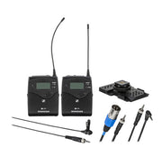 Sennheiser EW 112P G4 Camera-Mount Wireless Omni Lavalier Microphone