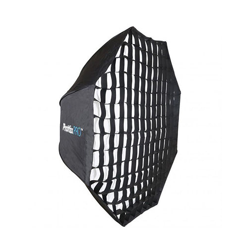Phottix Pro Easy-Up HD Extra Large Octa Umbrella Softbox with Grid 120cm