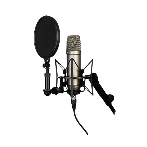 Rode NT1-A Studio Cardioid Condenser Mic Package