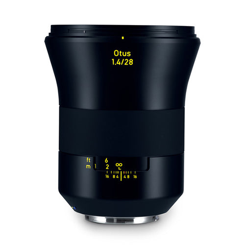Zeiss Otus 28mm f/1.4 ZE Lens