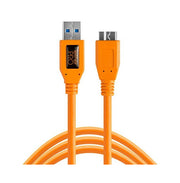 Tether Tools TetherPro USB 3.0 to Micro-B Cable (15')