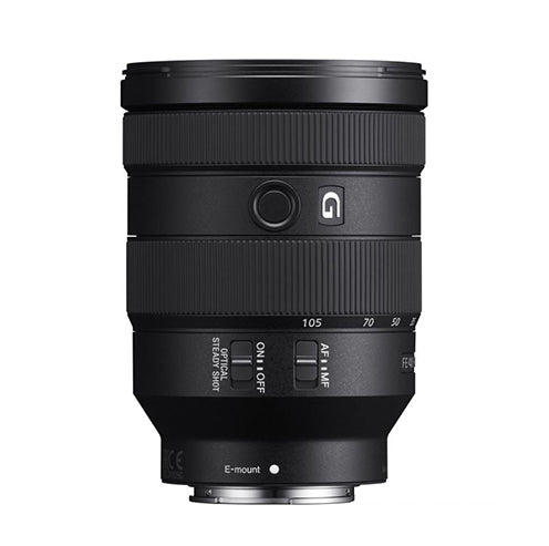 Sony FE 24-105mm f/4 G OSS Lens (E Mount)