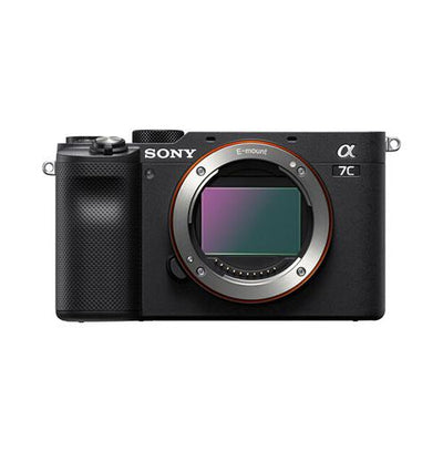 Sony Alpha a7C Mirrorless Digital Camera (Claim Free Sony FE 50mm f/1.8 Lens with Sony)