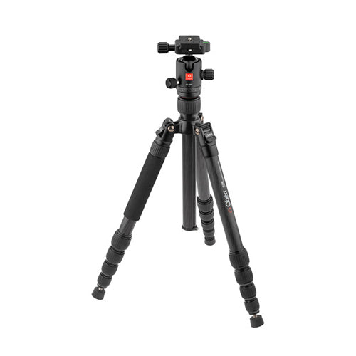 Sirui T-025X Carbon Fiber Tripod with C-10X Ball Head