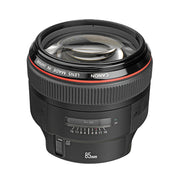 Used Canon EF 85mm f/1.2 L II USM Lens Rating 8/10