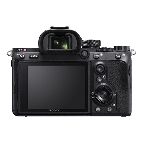 Sony Alpha A7R III Mirrorless Camera Body (With 10% Sony Cash Back)
