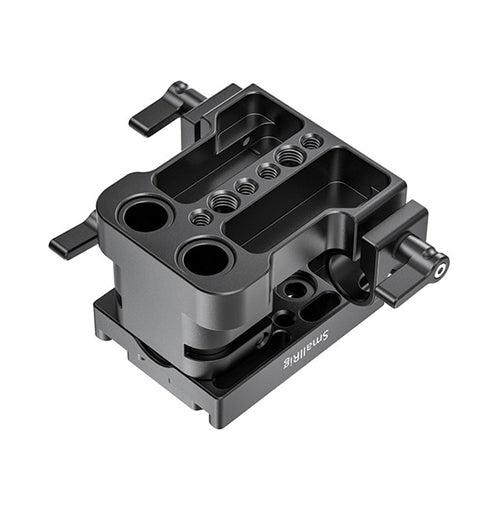 SmallRig Universal 15mm LWS Support Baseplate with Quick Release Plate