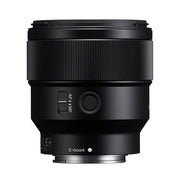 Sony FE 85mm f/1.8 Lens (E Mount) (Receive 15% Sony Cashback)