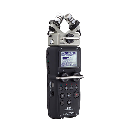 Zoom H5 Handy Sound Recorder