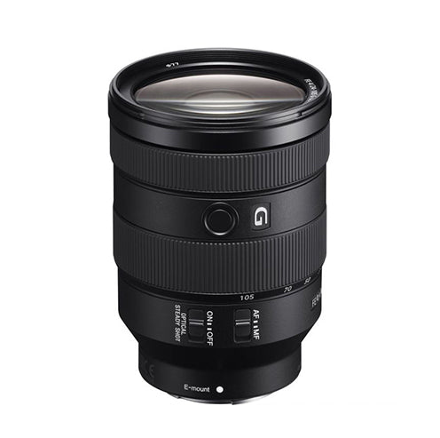 Sony FE 24-105mm f/4 G OSS Lens (E Mount) (With 10% Sony Cash Back)