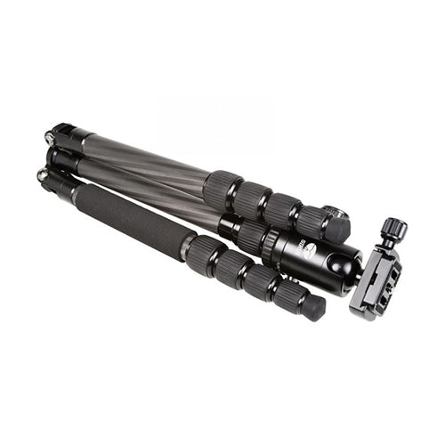 Sirui T-025X Carbon Fiber 5-Section Tripod with C-10X Ball Head