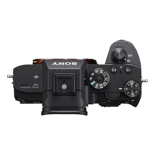 Sony Alpha A7R III Mirrorless Camera Body