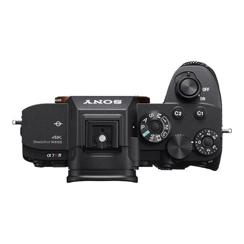 Sony Alpha a7R IV Mirrorless Digital Camera Body