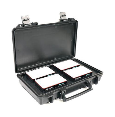 Aputure MC 4-Light Travel Kit with Charging Case_Durban