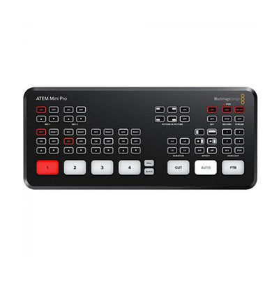 Blackmagic Design ATEM Mini Pro HDMI Live Stream Switcher_Durban