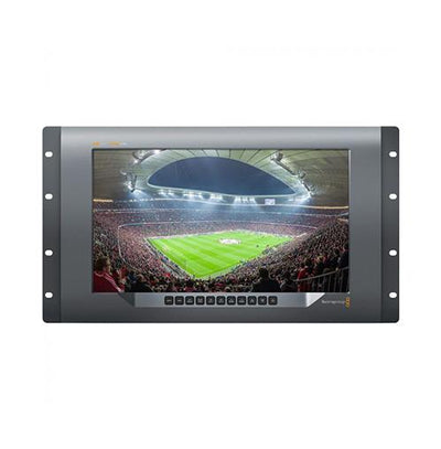 "Blackmagic Design SmartView 4K 2 15.6"" DCI 4K Broadcast Monitor (6 RU)_Durban"