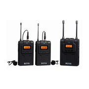 Boya BY-WM8 Pro-K2 UHF Dual-Channel Wireless Microphone System_Durban