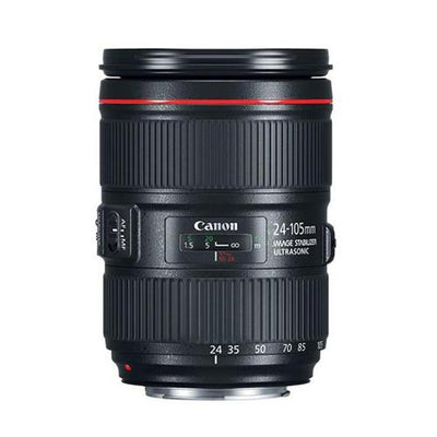 Canon EF 24-105mm f/4L IS II USM Lens_Durban
