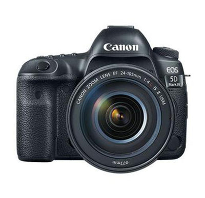 Canon EOS 5D Mark IV DSLR with 24-105mm f/4L IS USM II Lens_Durban