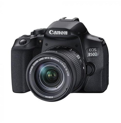 Canon EOS 850D DSLR Camera with 18-55mm IS STM Lens_Durban