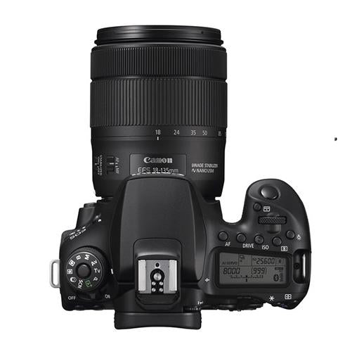 Canon EOS 90D DSLR Camera with 18-135mm f/3.5-5.6 IS USM Lens_Durban