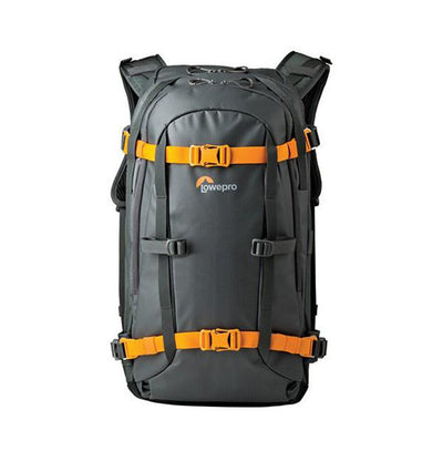 Lowepro Whistler BP 450 AW Camera Backpack - Grey_Durban