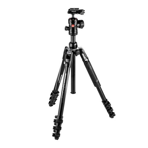 Manfrotto Befree Advanced Travel Aluminum Tripod with 494 Ball Head