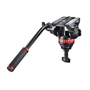 Manfrotto Pro Video Aluminium Kit MVH502A Head + 546GB Tripod + Unpadded Bag_Durban