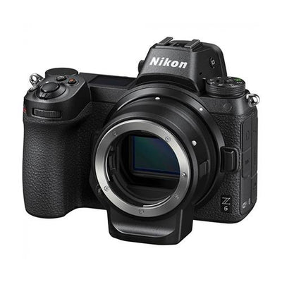 Nikon Z6 Mirrorless Digital Camera with FTZ Adapter_Durban