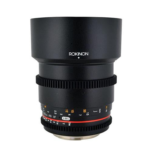Samyang 85mm T1.5 AS IF UMC II Cine Lens (Full Frame Canon EF-Mount)_Durban