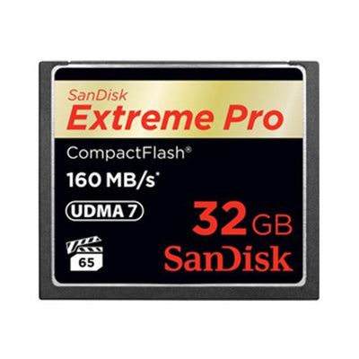 SanDisk 32GB Extreme Pro 160MB/s CompactFlash Memory Card_Durban