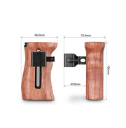 SmallRig Wooden NATO Side Handle 2187