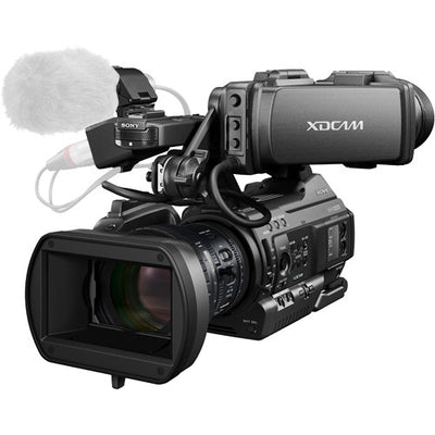 USED Sony PMW-300 XDCAM HD Camcorder Rating 8/10.