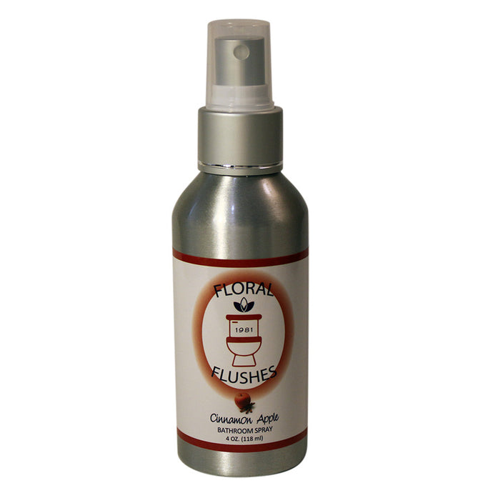 Floral Flushes Cinnamon Apple Toilet Spray (4oz)