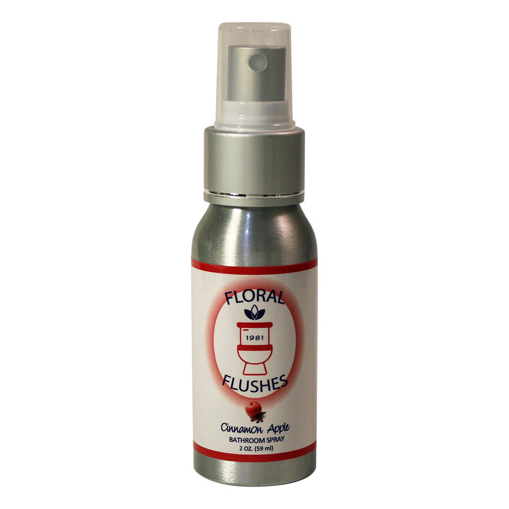 Floral Flushes Cinnamon Apple Toilet Spray (2oz)