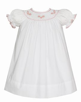 Petit Bebe Merida Bishop Dress - 12M