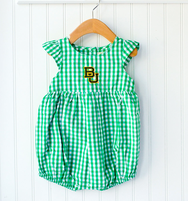 Baylor Bubble - Six Honeybees,  - Classic Children's Clothing,