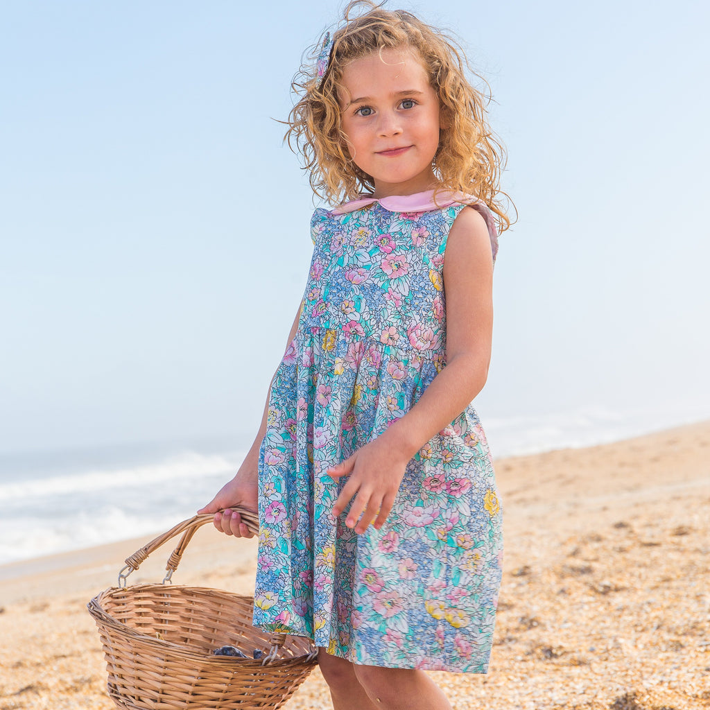 Nantucket Kids English Garden Brunch Dress