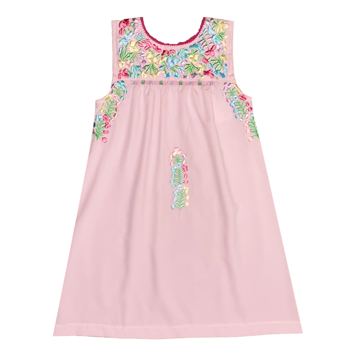 Meadow Sleeveless Puebla Dress