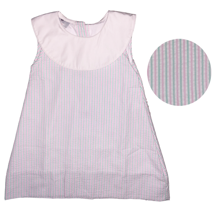 Nantucket Kids Saltwater Taffy Dress