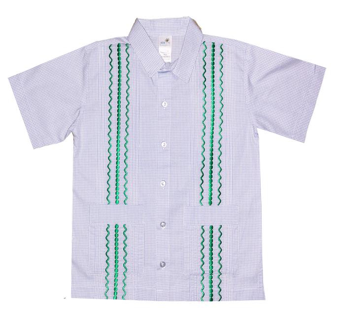 Somerset Boy's Guayabera Shirt